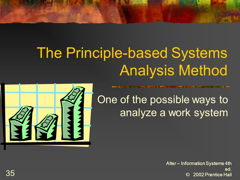 The Principle-based Systems Analysis Method
