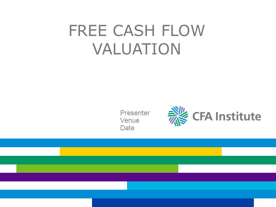 Free Cash Flow Valuation
