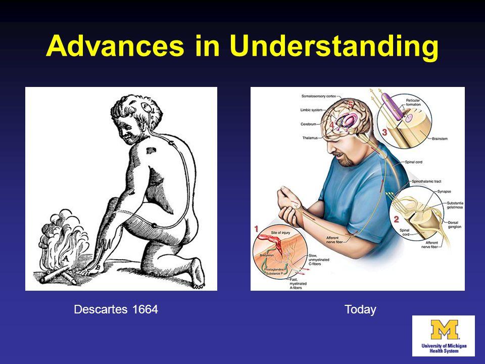 Advances in Understanding