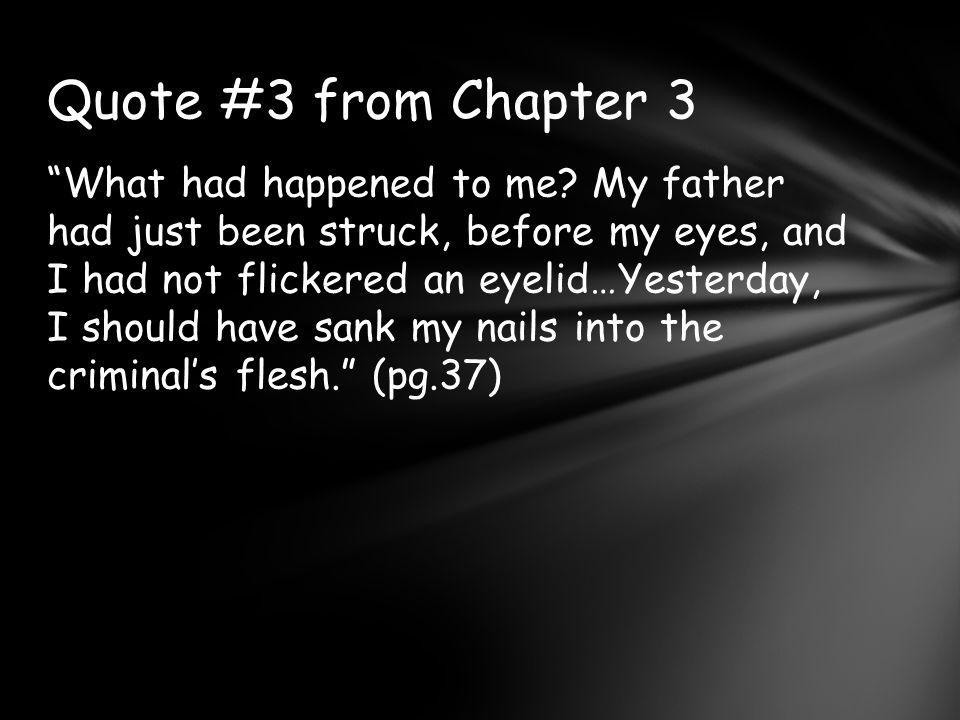 Quote #3 from Chapter 3