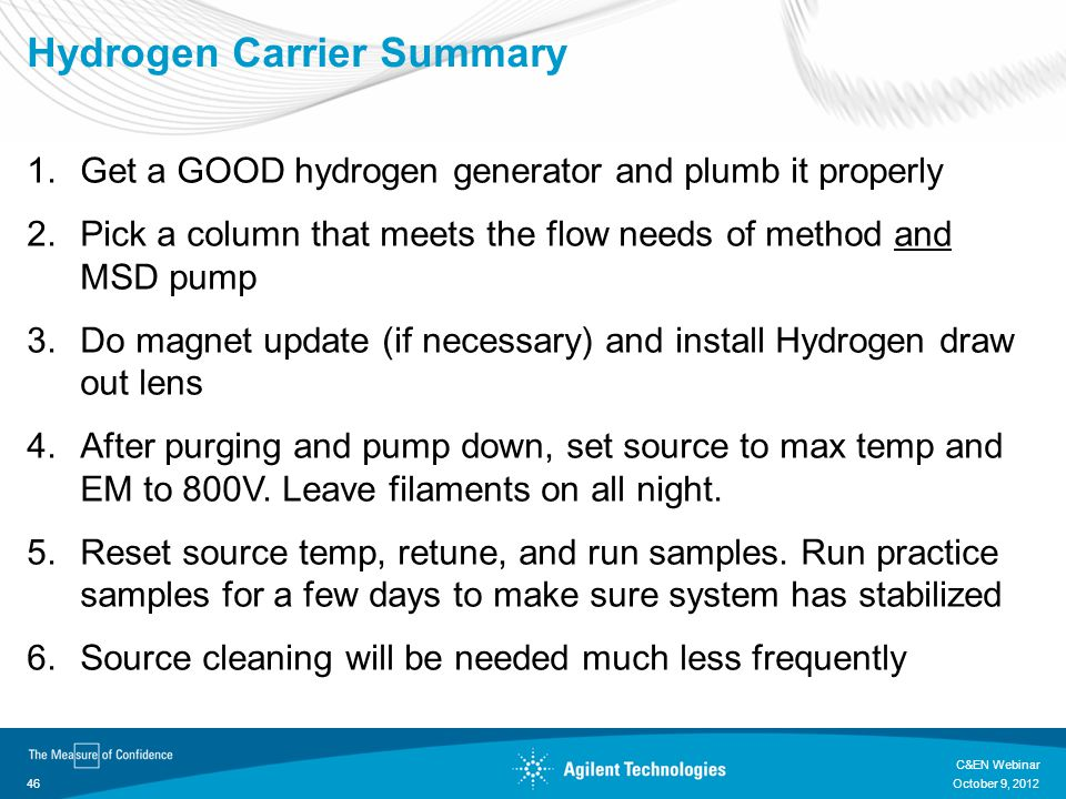 Hydrogen Carrier Summary