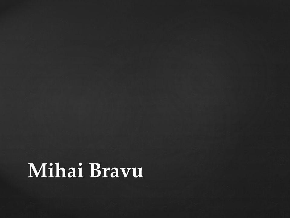 Mihai Bravu