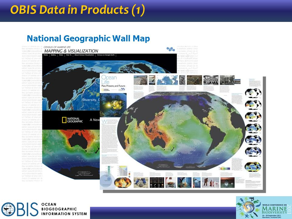 OBIS Data in Products (1)