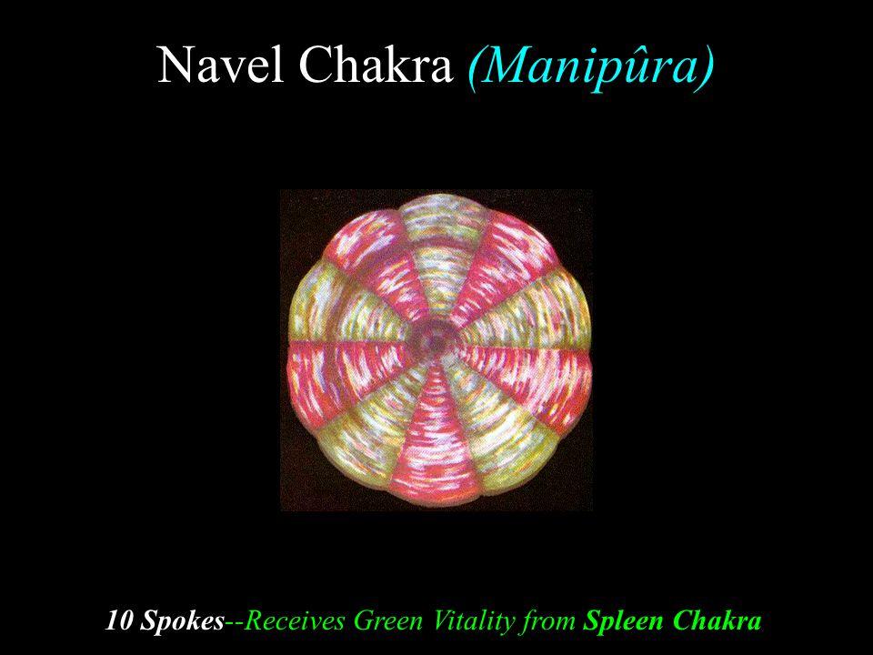 Navel Chakra (Manipûra)