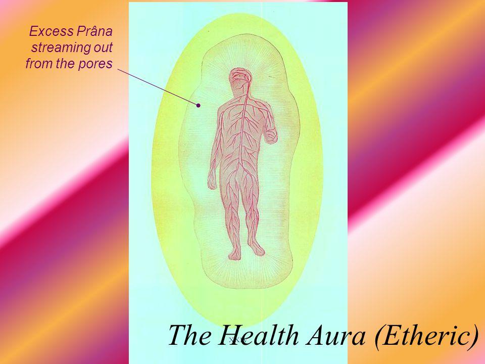 The Health Aura (Etheric)