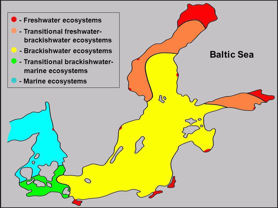  - Freshwater ecosystems