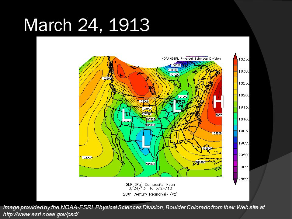 March 24, 1913 H. L. L. L.