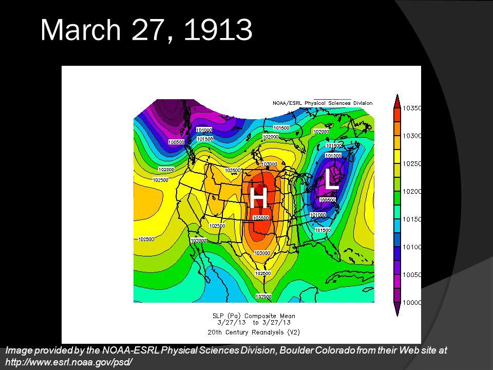 March 27, 1913 L. H.