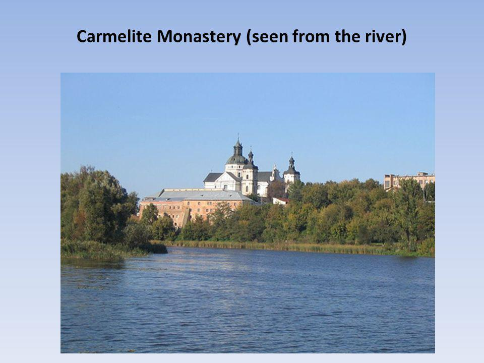 Carmelite Monastery (seen from the river)