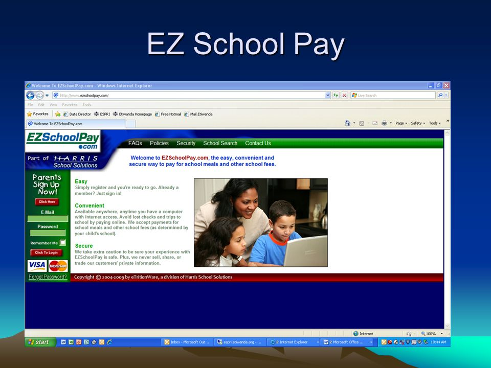 EZ School Pay
