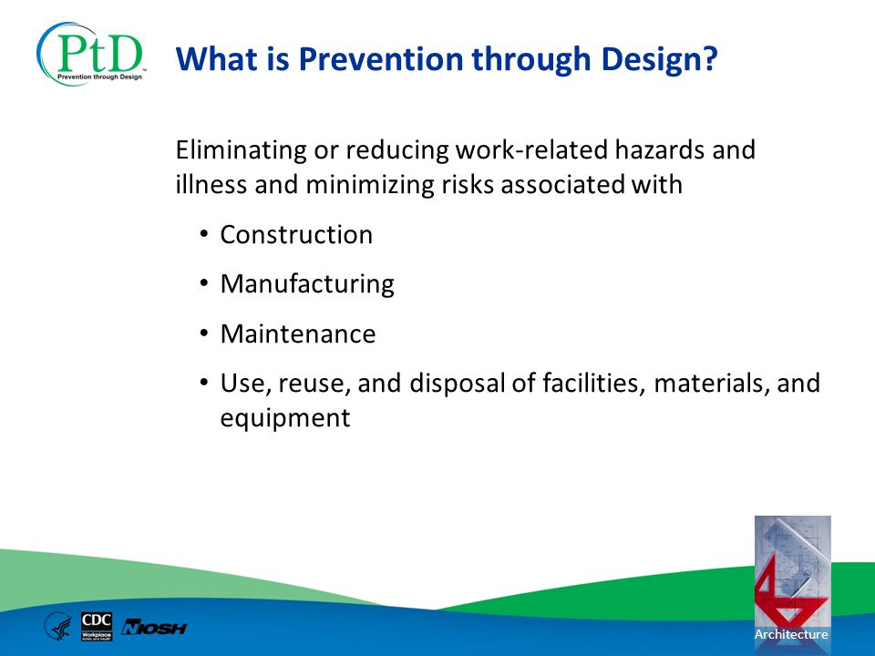 What is Prevention through Design