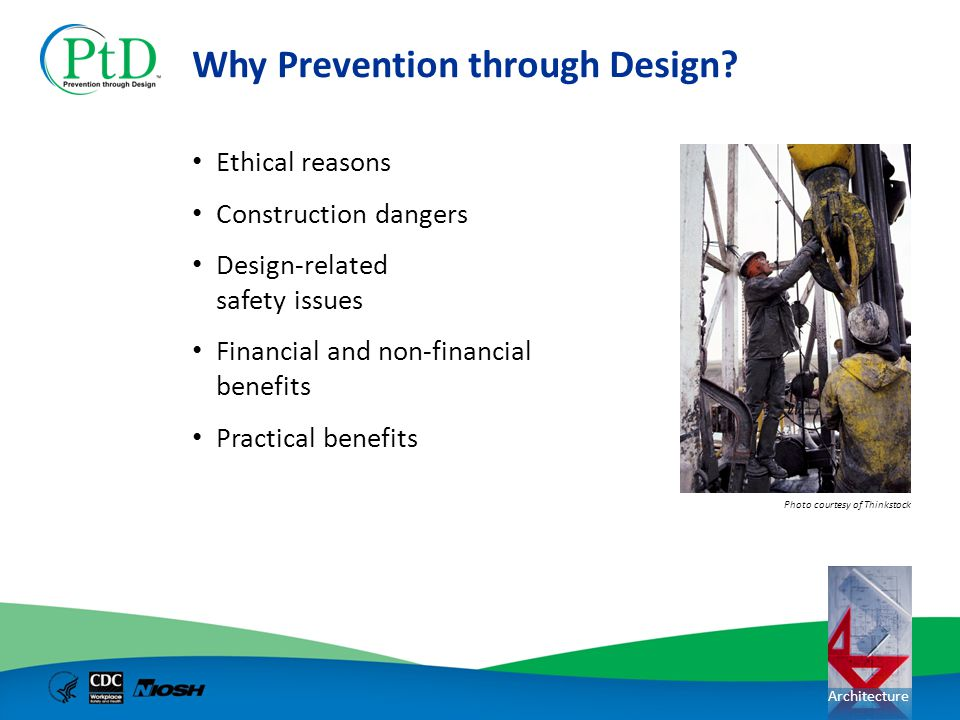 Why Prevention through Design