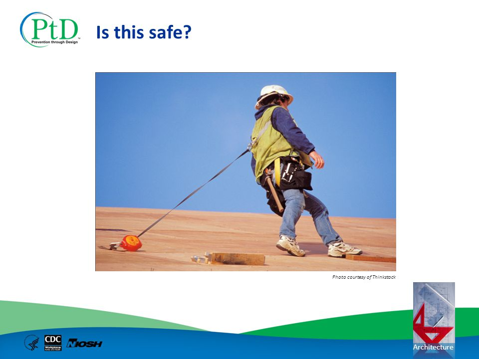 Is this safe Photo courtesy of Thinkstock