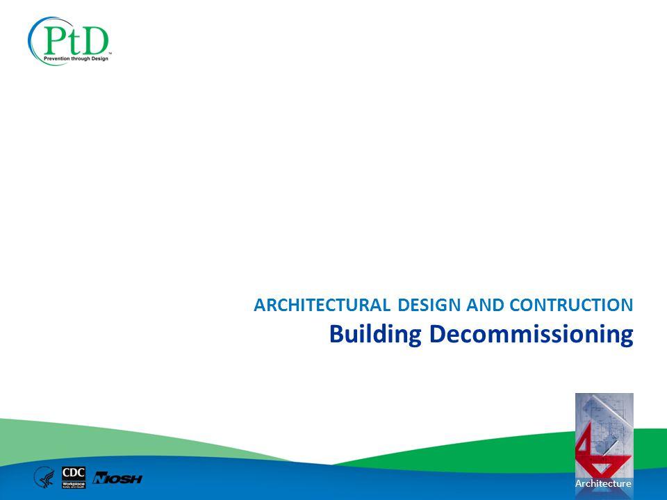 Building Decommissioning