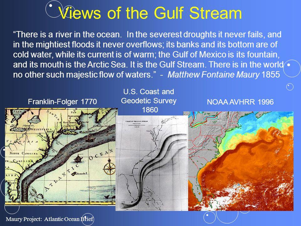 Views of the Gulf Stream