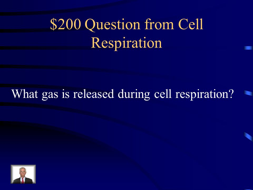 $200 Question from Cell Respiration