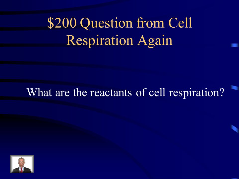 $200 Question from Cell Respiration Again