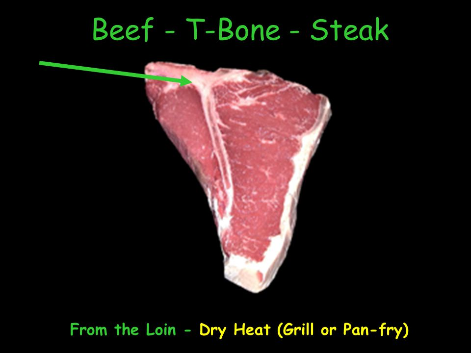 From the Loin - Dry Heat (Grill or Pan-fry)
