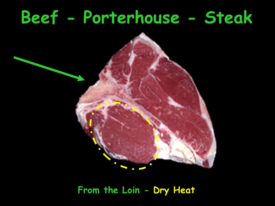 Beef - Porterhouse - Steak