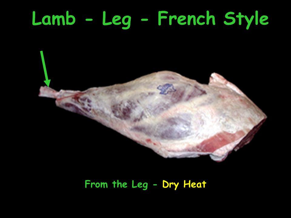 Lamb - Leg - French Style