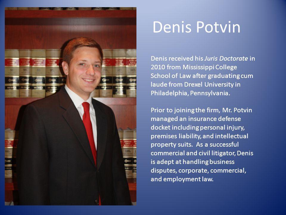 Denis Potvin