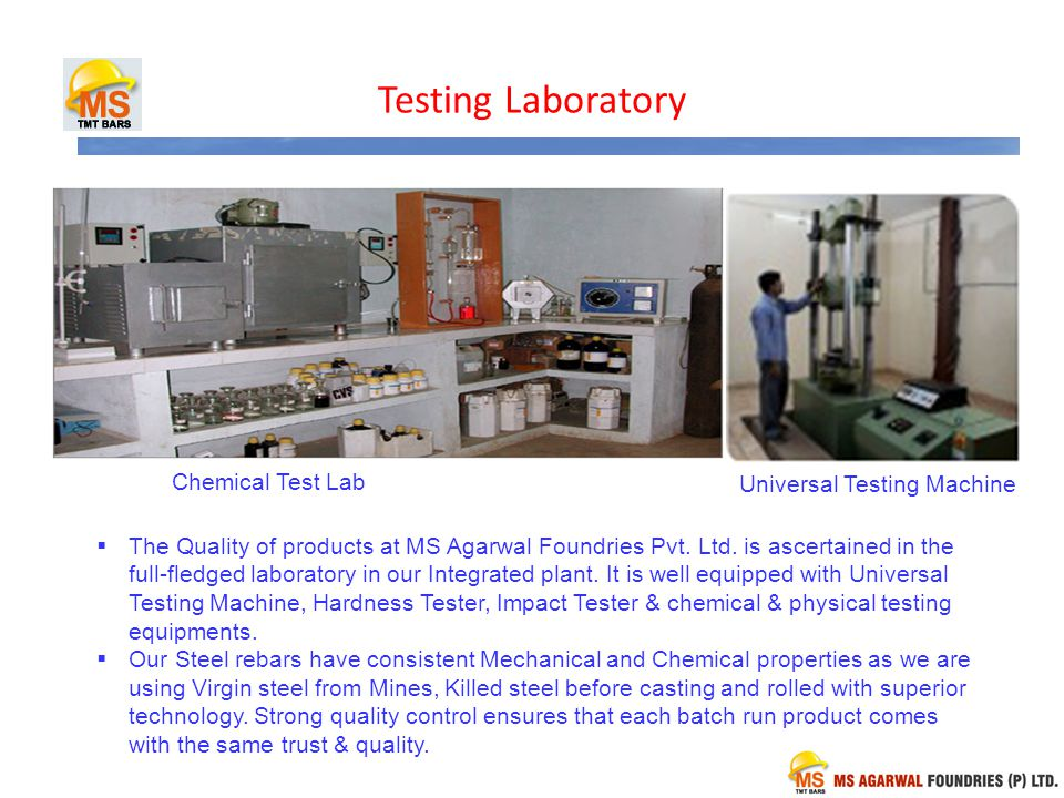 Testing Laboratory Chemical Test Lab Universal Testing Machine