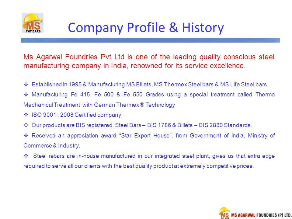 Company Profile & History