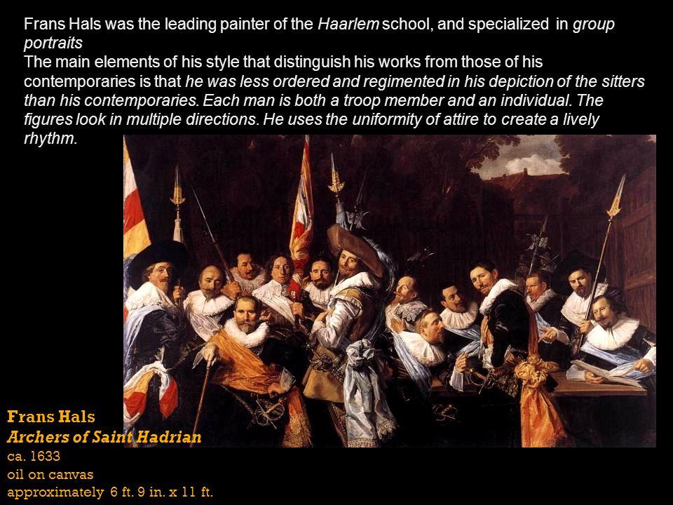 Archers of Saint Hadrian