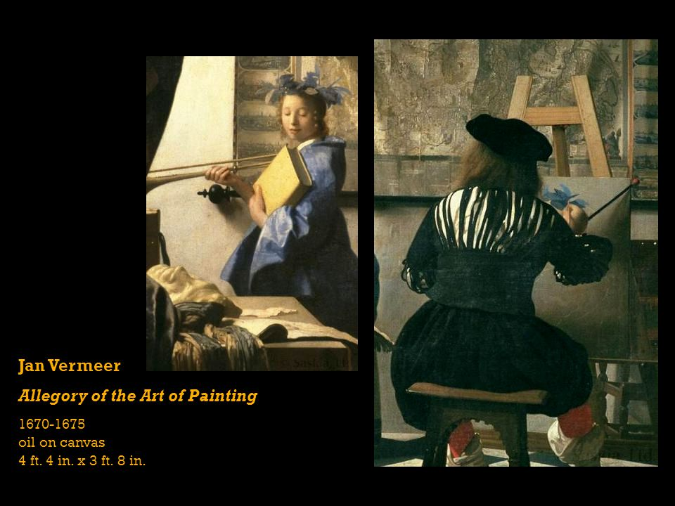 Allegory of the Art of Painting