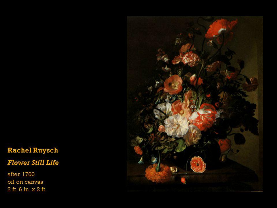 Rachel Ruysch Flower Still Life