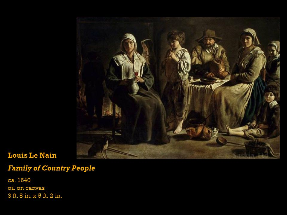 Family of Country People