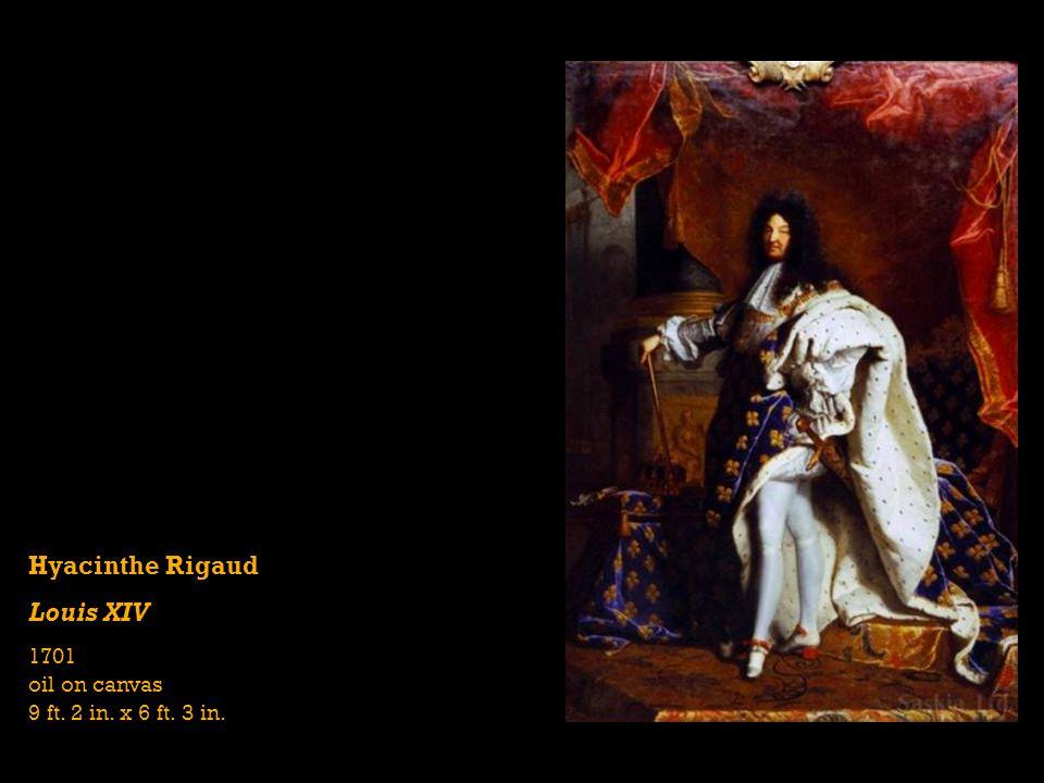 Hyacinthe Rigaud Louis XIV