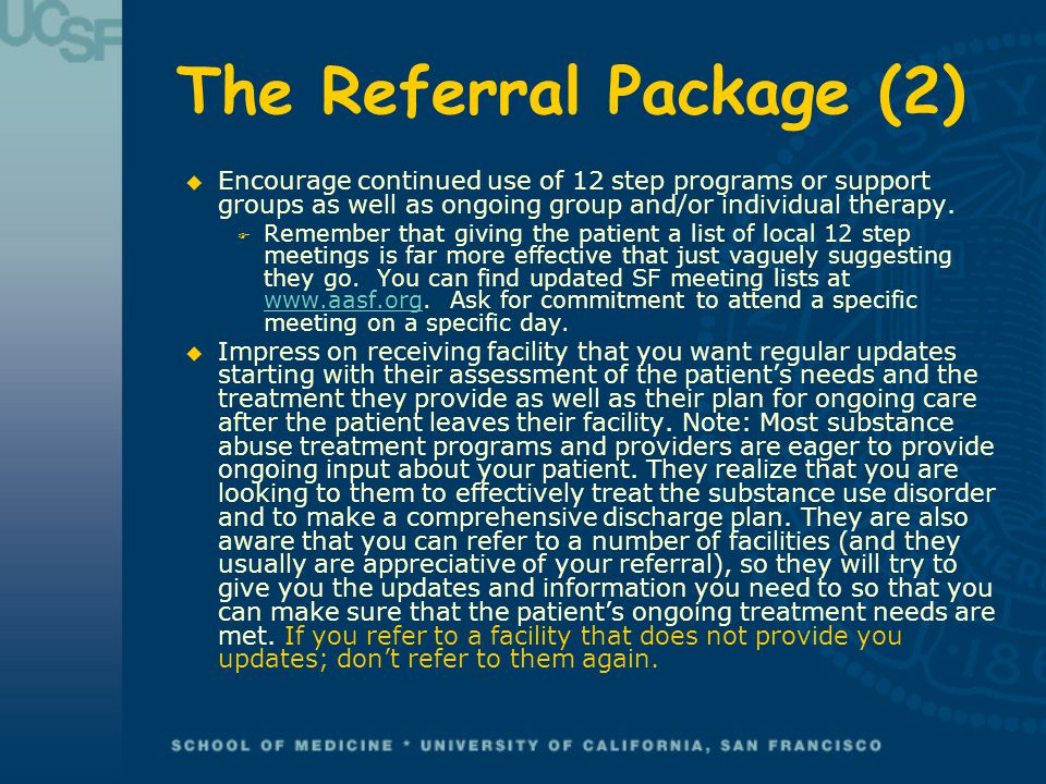 The Referral Package (2)