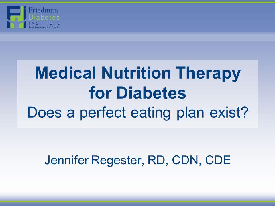 Jennifer Regester, RD, CDN, CDE