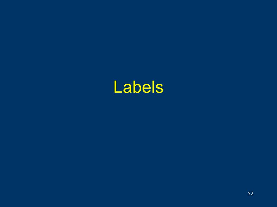 Labels How do labels made following the GHS look like
