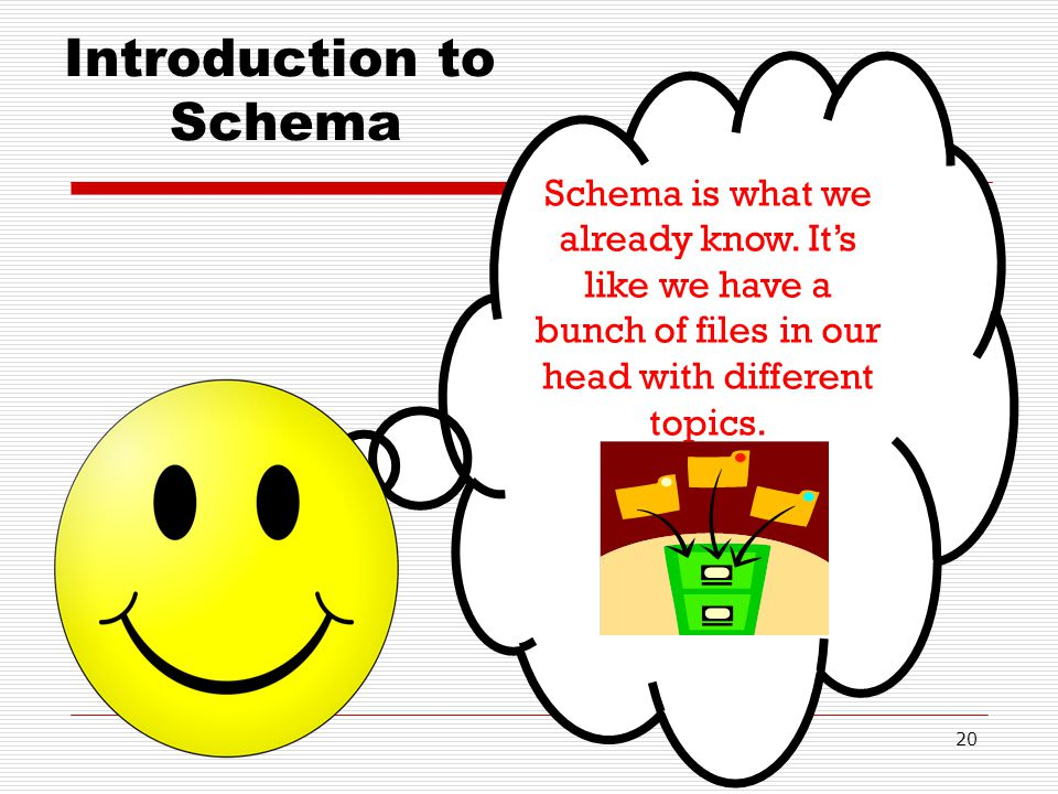 Introduction to Schema