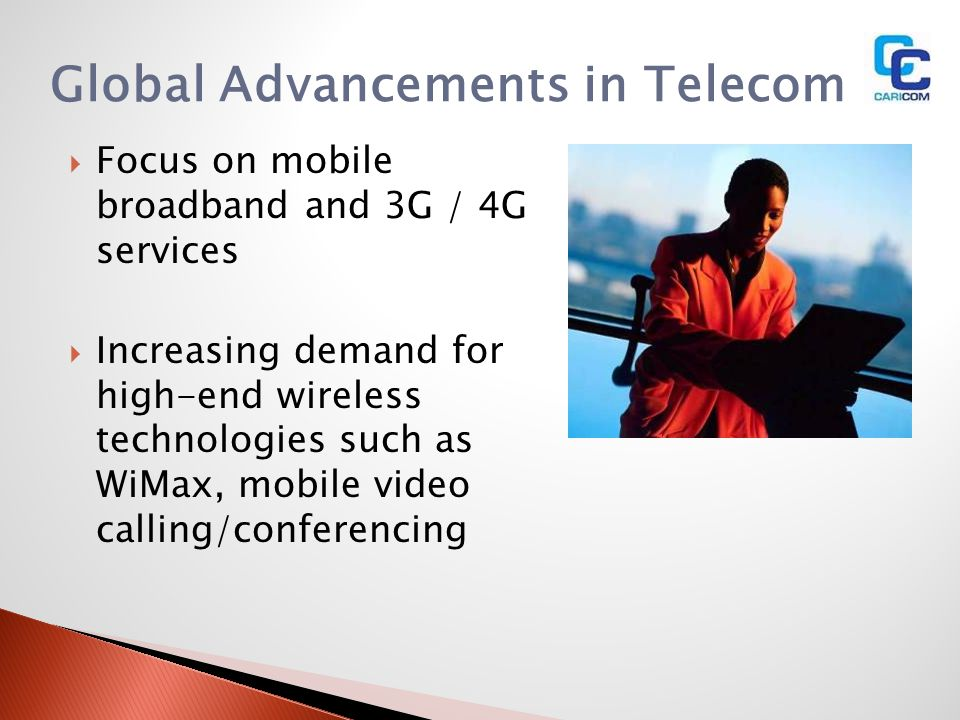 Global Advancements in Telecom