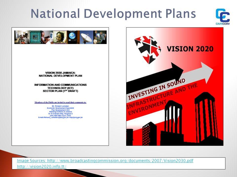 National Development Plans