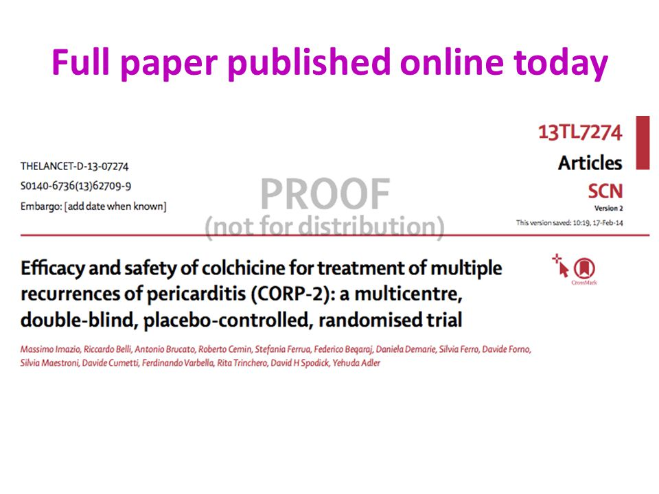 Full paper published online today