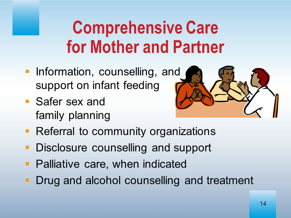 Comprehensive Care for Mother and Partner