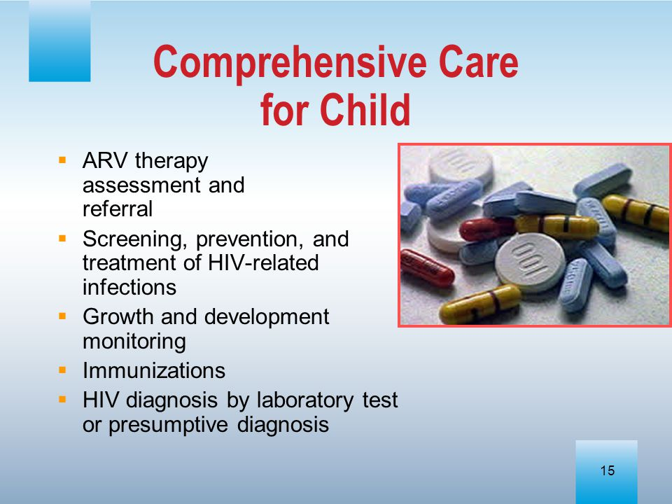 Comprehensive Care for Child