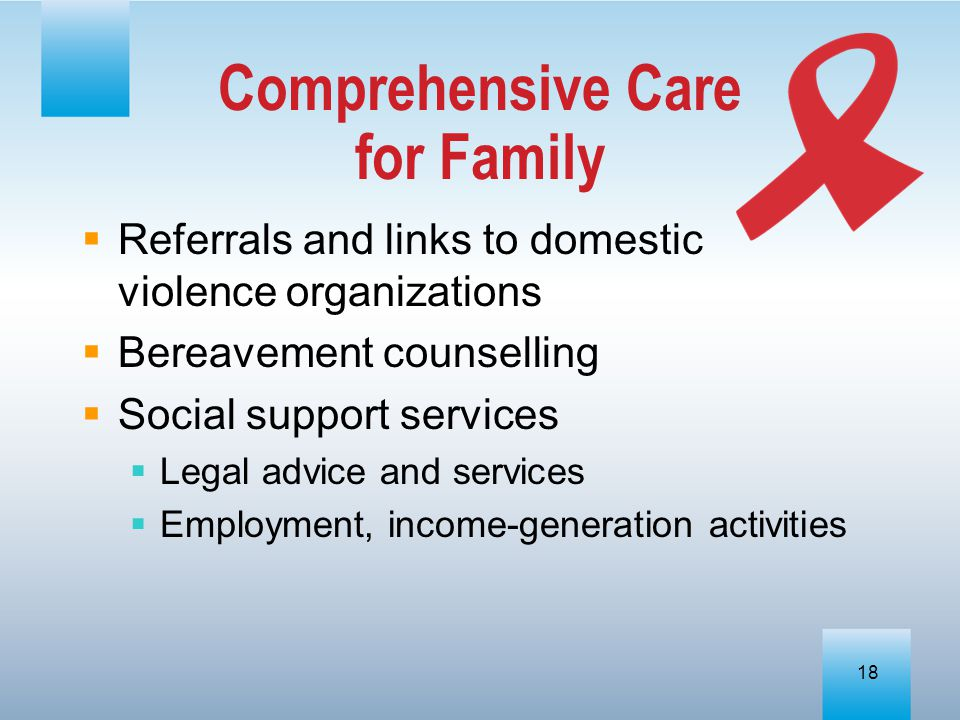 Comprehensive Care for Family