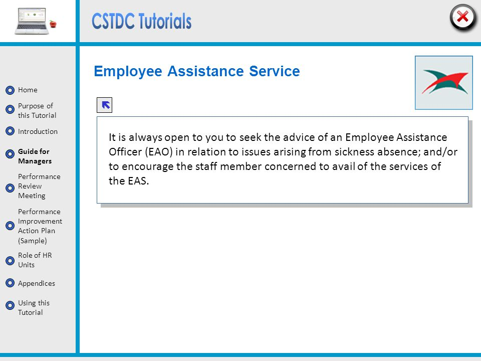 Employee Assistance Service
