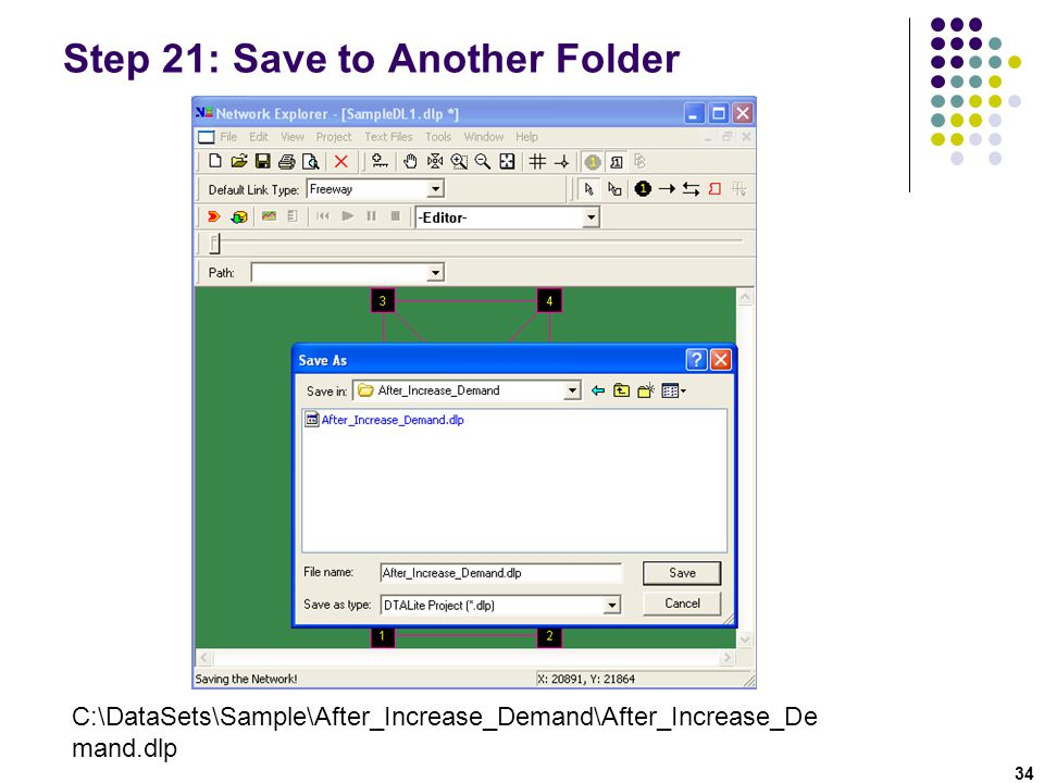 Step 21: Save to Another Folder