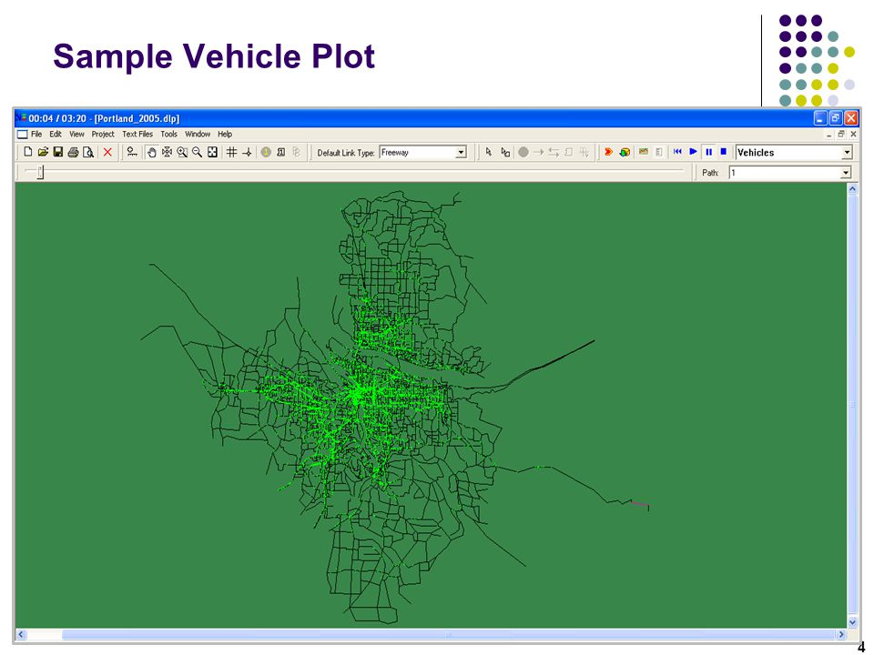 Sample Vehicle Plot