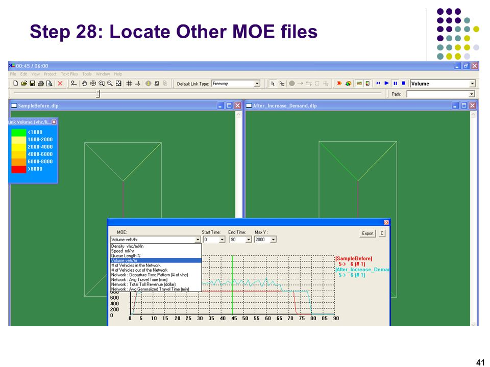 Step 28: Locate Other MOE files