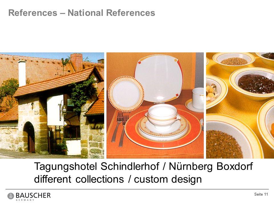 Tagungshotel Schindlerhof / Nürnberg Boxdorf