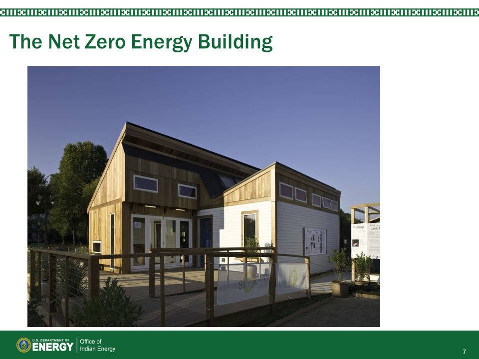 The Net Zero Energy Building