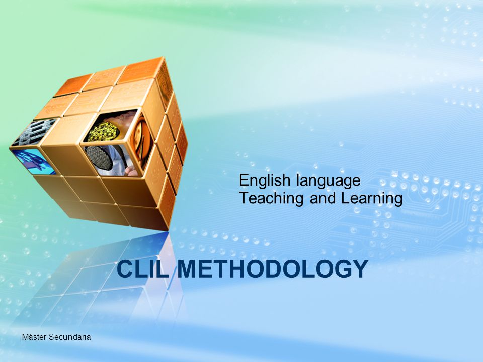 English language Teaching and Learning