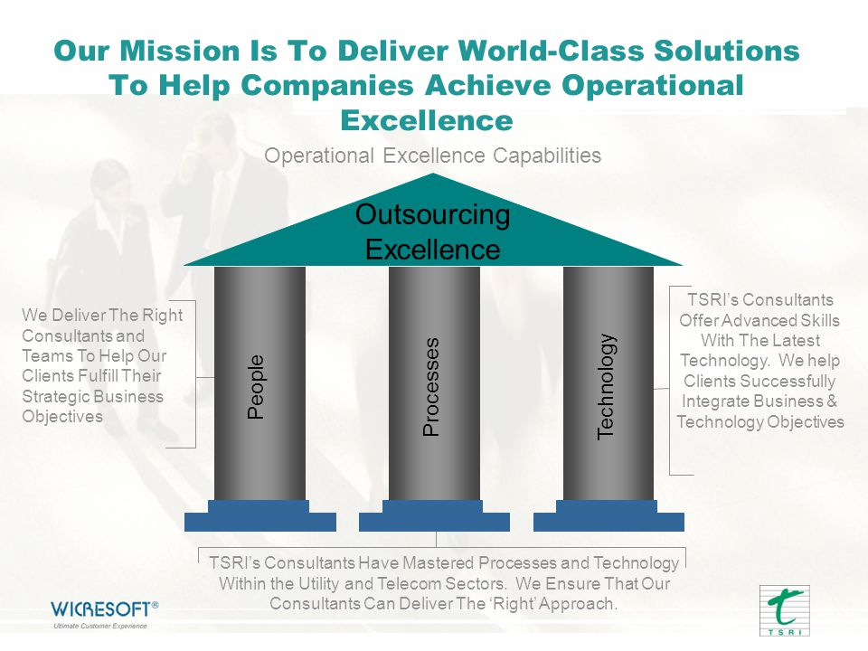 Outsourcing Excellence